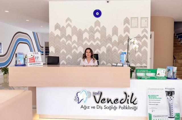 Antalya Venedik Ağız ve Diş Polikiliniği