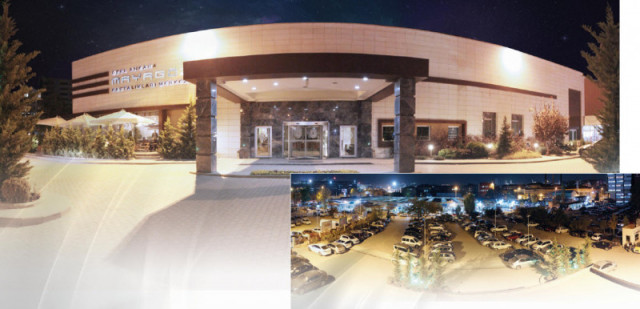 Özel Ankara Mayagöz Hastalıkları Merkezi