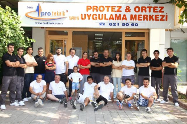 Proklinik Protez & Ortez Uygulama Merkezi