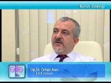 Op Dr Orhan Alan Burun Estetiği.