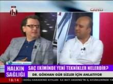 Dr.Gökhan Gür Halk Tv'de!