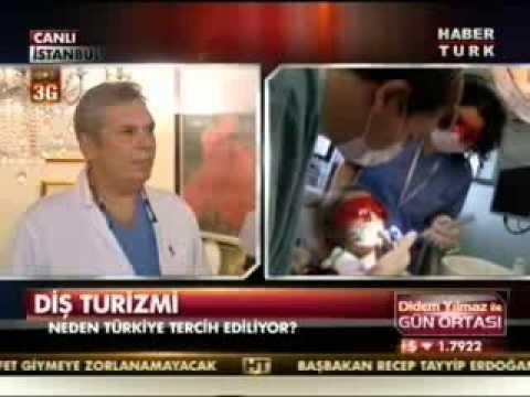 Tanfer Klinik  HABERTURK 28_11_2012.DR.NİHAT TANFER