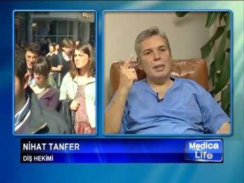 Tanfer Klinik Bugün Tv Medica Life DR.NİHAT TANFER